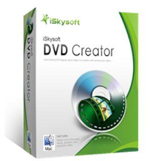 Resultado de imagen de iSkysoft DVD Creator 4.